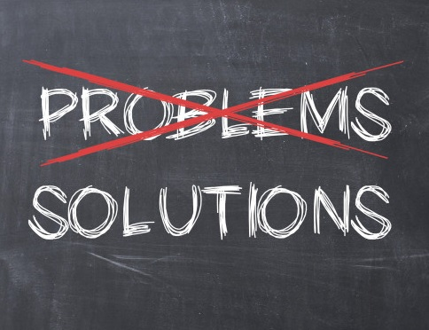 Problems Solutions graphic