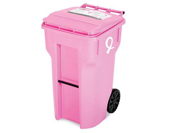 Pink Cart