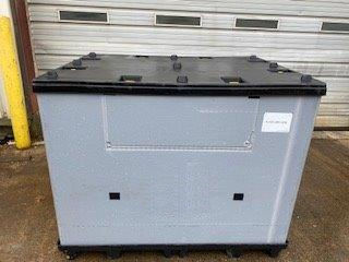 Used 63x38x50 Sleeve-Pack Containers For Sale