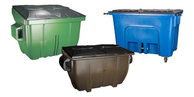 Plastic Dumpsters