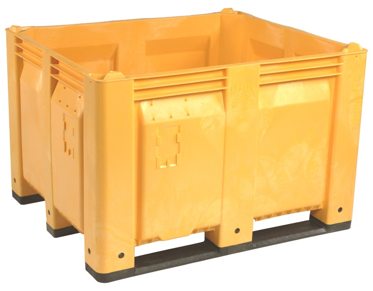 MACX® Container with Long Side Runners
