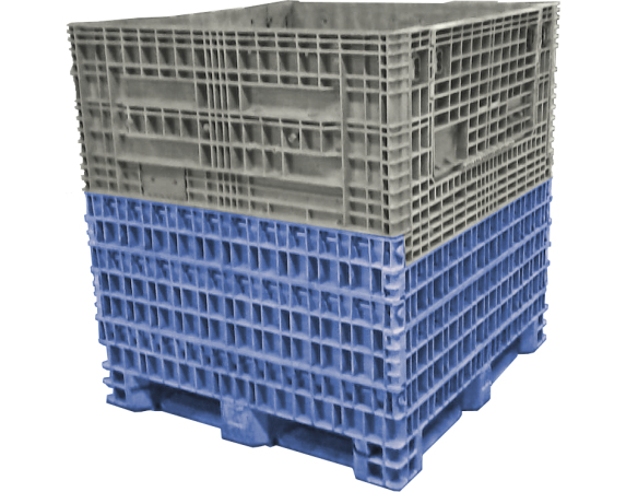 Used Collapsible Containers