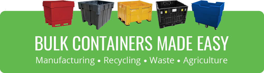 Bulk Containers Made Easy