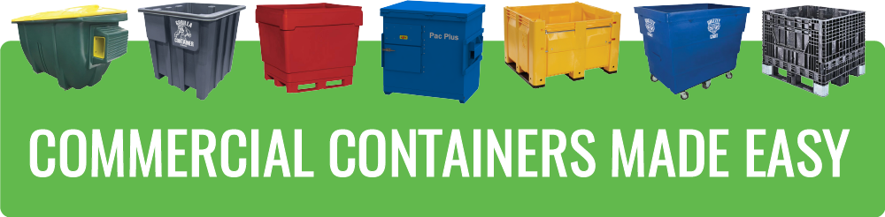 Commercial Containers Made Easy